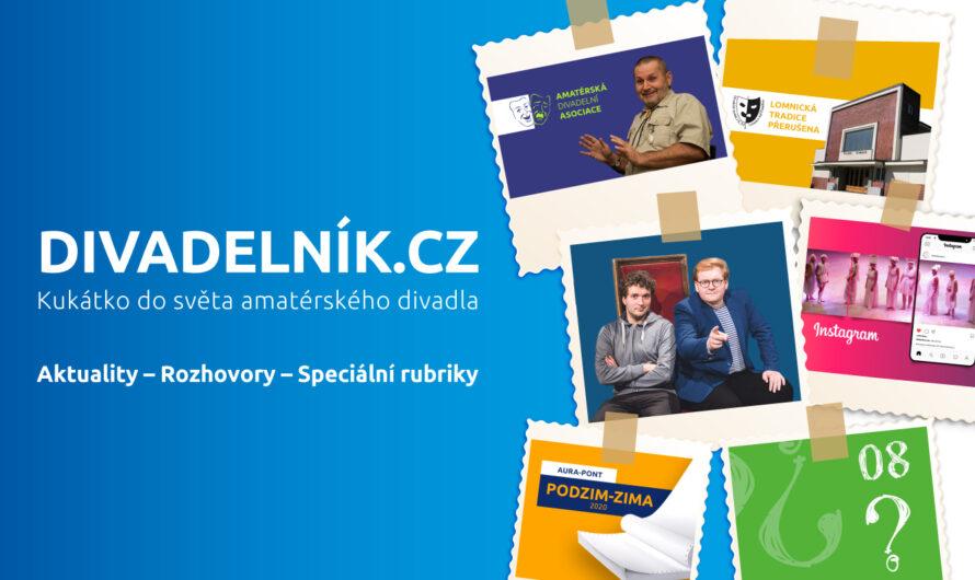 Portál Divadelník.cz