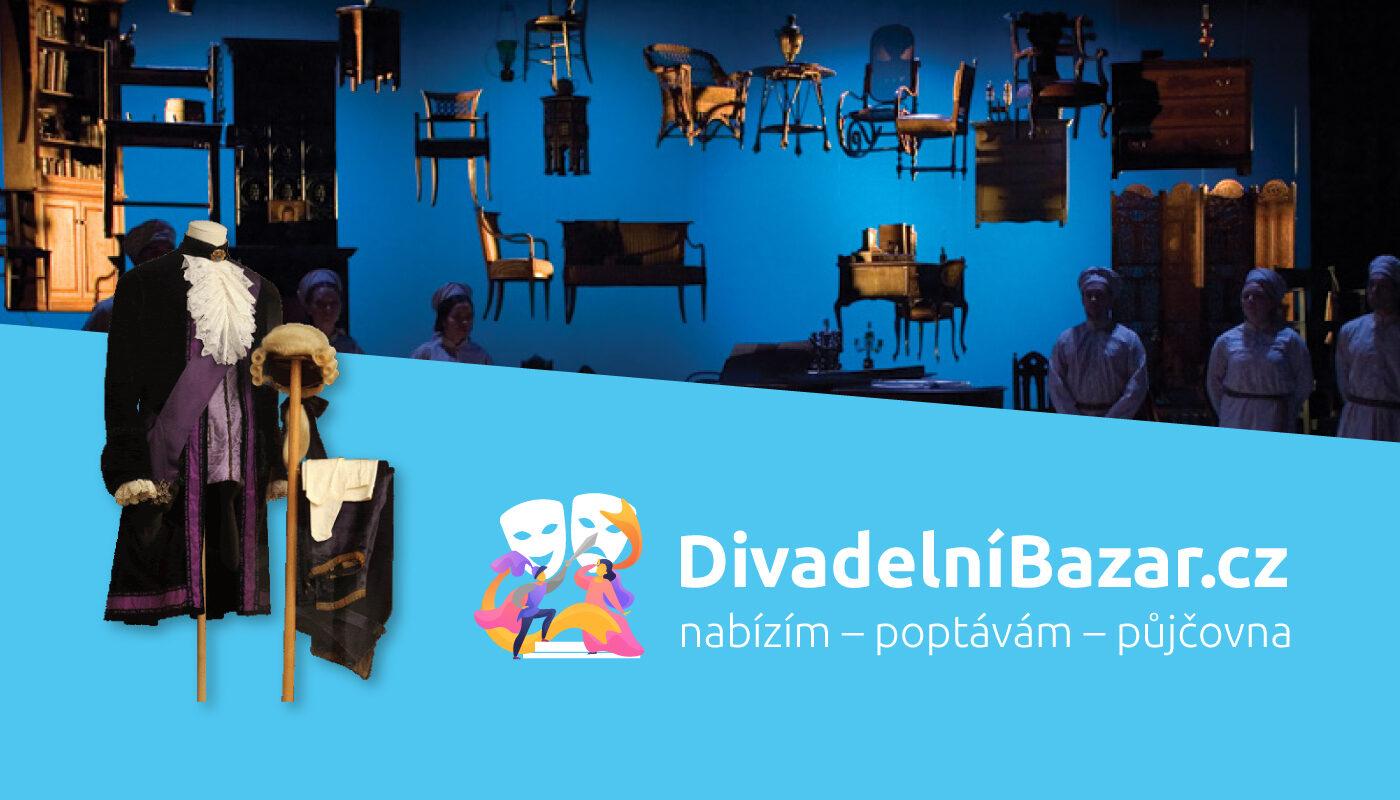 Můj projekt: DivadelníBazar.cz