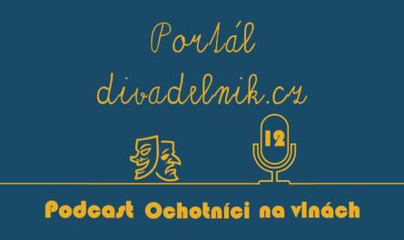 Byl jsem hostem podcastu Ochotníci na vlnách